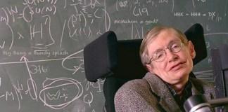 Fisikiawan Stephen Hawking/Foto via rescuepost/Nusantaranews