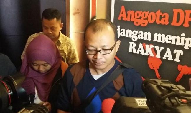 Peneliti Divisi Monitoring Hukum dan Peradilan Indonesia Corruption Watch (ICW) Emerson Yuntho. Foto: Dok. Kompas.com