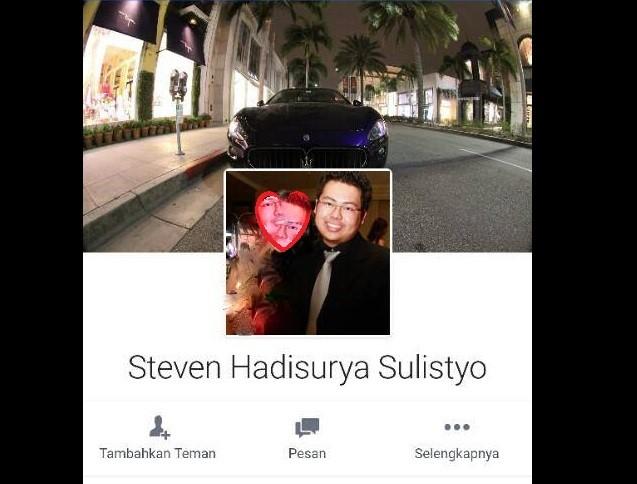 (Ilustrasi) Steven Hadisurya Sulistyo/Foto Crop Istimewa/Nusantaranews