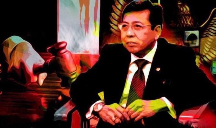 Surat Untuk Si Ketua Kuning/Ilustrasi: Detik.com