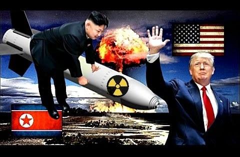 AS-Sekutu, Cina dan Rusia Bersiap Keroyok Korea Utara. Ilustrasi/Foto: YouTube