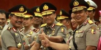 69 Perwira Tinggi Polri Segera Pensiun (Ilustrasi). Foto: Dok. Antara