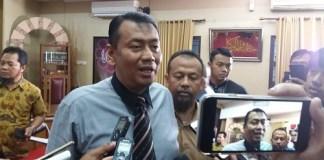 Ketua Tim Advokasi GNPF MUI; Kapitra Ampera. Foto Restu Fadilah/ NUSANTARAnews