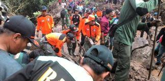 Aksi Kemanusiaan Banser Tanggap Bencana di Magelang, Jawa Tengah/Foto Arif/Nusantaranews