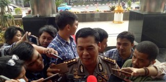 Kabid Humas PMJ Kombes Raden Prabowo Argo Yuwono. Foto Restu Fadilah/ NUSANTARAnews