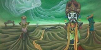 Rindu karya Sanusi Kaconk. Foto: Dok. Pribadi (SK)