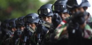 Militer Indonesia/foto via cfr/Nusantaranews
