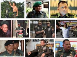 Panglima TNI Gatot Nurmantyo/Foto Croup/Nusantaranews