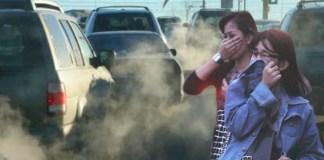 Polusi Udara Parah/Ilustrasi/Istimewa/Nusantaranews