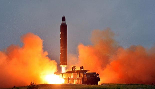 Senjata nuklir/Foto istimewa/Nusantaranews