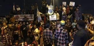 Simpatisan Ahok Hina Jokowi/Ilustrasi/Nusantaranews
