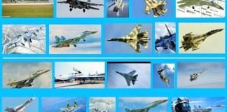 Sukhoi SU35. Ilustrasi/Foto: Corp Google Images