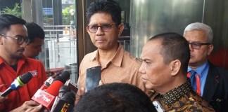 Wakil Ketua KPK, Laode Muhamad Syarif . Foto Restu Fadilah/ NUSANTARAnews