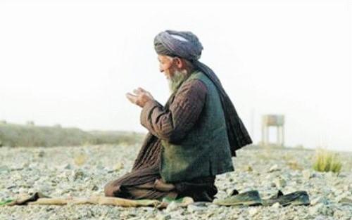 (Ilustrasi) Berdoa. Foto: Dok. VOA Islam