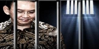 Ahok dipenjara. (Foto: MTVN/Rakhmat Riyadi)