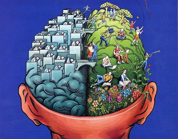Kerja otak manusia/Foto ilustrasi/Nusantaranews