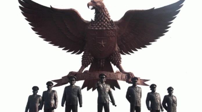 Pancasila Dasar negara RI/Foto Istimewa/Nusantaranews