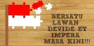 Politik Adu Domba/Foto Ilustrasi/Nusantaranews