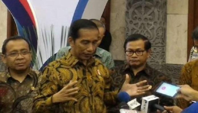 Presiden Joko Widodo (Jokowi/Foto: Andika/Nusantaranews
