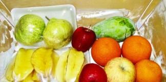 Kandungan Nutrisi Buah/Foto Dok. Pribadi/Nusantaranews