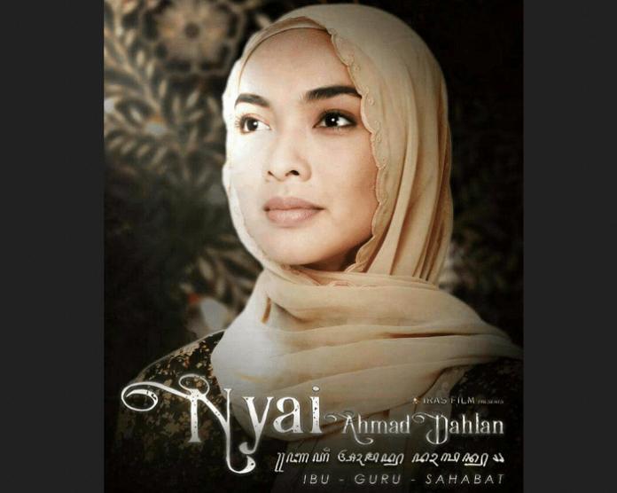 Cover Film Nyai Ahmad Dahlan/Foto Istimewa/Nusantaranews