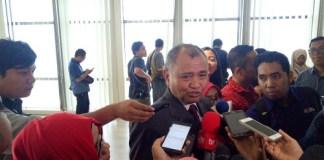 Ketua Komisi Pemberantasan Korupsi, Agus Rahardjo. Foto Restu Fadilah/ NUSANTARANEWS.CO