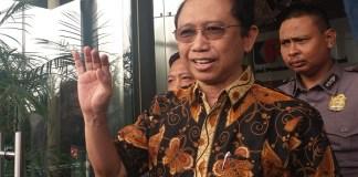 Mantan Ketua DPR RI, Marzuki Alie/Foto Restu Fadilah/Nusantaranews