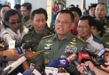 Panglima TNI Jenderal TNI Gatot Nurmantyo. (Foto: Richard Andika/ NUSANTARANEWS)
