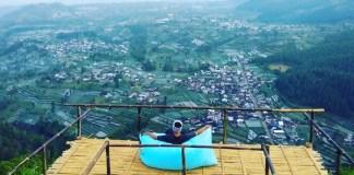 Bukit Baper Batursari, Sirampog, Brebes . Foto via @miszqy_chochol
