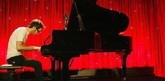 Pianis asal London, James Rhodes. Foto: Dok. Getty Images