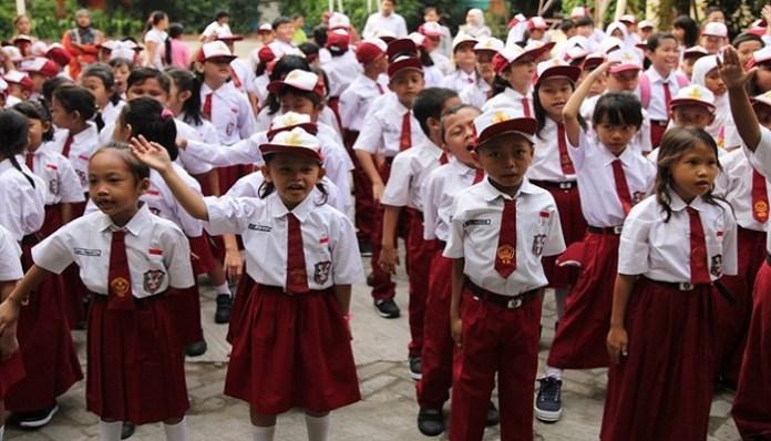 Siswa Sekolah Dasar. (Ilustrasi)