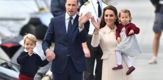 William and Kate Family/Foto via bbc/Nusantaranews