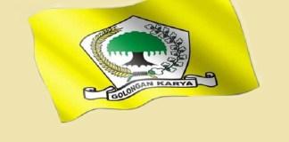 Bendera Golkar. (Foto: Istimewa)