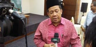 Wakil Ketua DPR RI Fahri Hamzah. (Foto: Ucok Al Ayubbi/Nusantaranews)