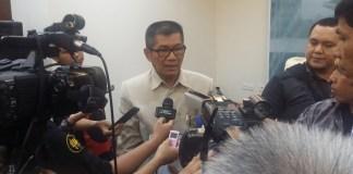 Ketua Pansus Angket KPK Agun Gunandjar. (Foto: Ucok Al Ayubbi/ NusantaraNews.co)