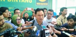 Ketua Umum Partai Bulan Bintang (PBB), Yusril Ihza Mahendra. (Foto: Richard Andika/NusantaraNews)