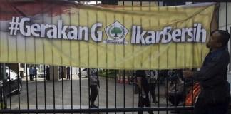 Gerakan Golkar Bersih/Foto via politiktoday/Nusantaranews