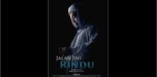 Jalan Ini Rindu. Ilustrasi: Cover depan