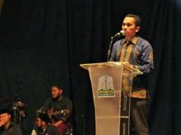 Kadis Kebudayaan dan Pariwisata Aceh (Kadisbudpar Aceh), Reza Fahlevi. Foto: Dok. acehmerdekapost.info
