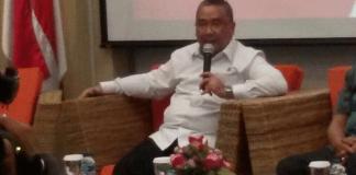 Menteri Desa Eko Putro Sandjojo/Foto Andika/Nusantaranews