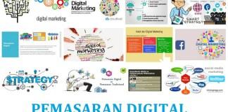 Pemasaran Digital. Ilustrasi: NusantaraNews.co