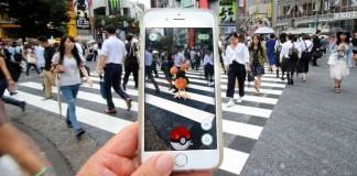 Penggemar Game Pokemon Go di Jepang. Foto: World Stock Market News