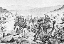 Perang Melawan Penjajah/Ilustrasi/Istimews/Nusantaranews