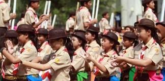 Selamat Hari Pramuka ke-56. Foto: JPNN/RIAUPOS.CO