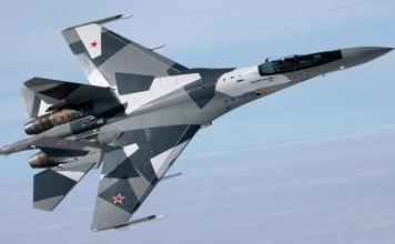 Sukhoi Su-35. (Foto: Sukhoi)