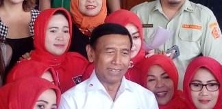 Wiranto/Foto Andika/Nusantaranews