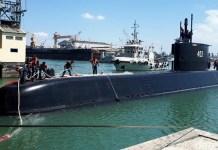 Kapal Selam KRI Nagapasa 403. (Foto: Detik)
