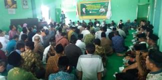 Sosialisasi UU Pemilu kepada pengurus PKB Ponorogo. Foto Muh. Nurcholis/ NusantaraNews.co