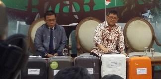 Wakil Ketua Pansus, Masinton Pasaribu (Kanan). Foto Ucok Al Ayubby/ NusantaraNews.co