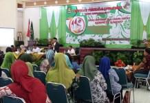Koperasi Wanita (Kopwan) menggelar dialog bersama. Foto Mahdi/ NusantaraNews